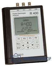 Переносной прибор для измерения и анализа частичных разрядов в высоковольтной изоляции R400