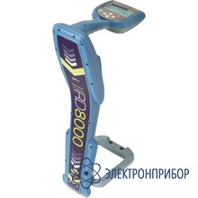 Трассоискатель RD8000 PDLM (GPS) с генератором Тх-10B(iLoc), сумкой
