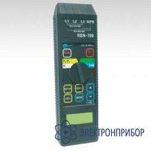 Анализатор - регистратор качества электроэнергии с функцией измерения фликера REN-700