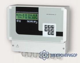 Измеритель показателей качества электрической энергии Ресурс-UF2С