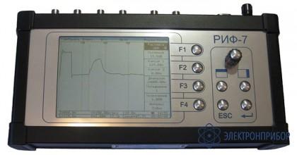 Рефлектометр высоковольтный осциллографический цифровой РИФ-7