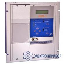Микропроцессорный регулятор напряжения трансформатора РНМ-1