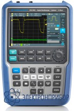 Портативный осциллограф c расширенной полосой пропускания до 100мгц RTH-1002+B221