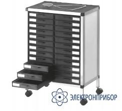 Стационарная напольная система хранения компонентов VKG S-07