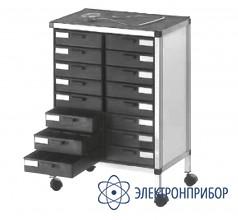 Стационарная напольная система хранения компонентов VKG S-08