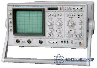 Осциллограф аналого-цифровой двухканальный С1-157/2