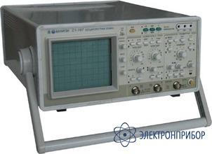 Осциллограф универсальный аналоговый двухканальный С1-167