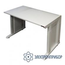 Стол рабочий основной (дсп 22 мм с ламинированным покрытием) С6-1500х700 ЛДСП (цвет RAL 7035)