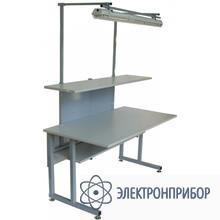 Стол рабочий антистатический С7-1500x650 ESD