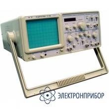 Цифровой осциллограф С8-33