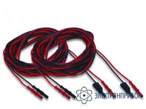 Измерительные провода для проверки непрерывности, 10 м, 2 шт. S1058