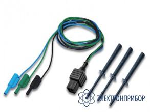 Измерительный кабель, 3 х 1,5 м, с наконечниками S1112
