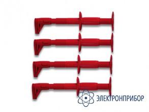 Набор плоских зажимов, 4 шт. S2015