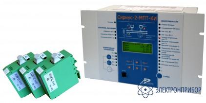 Устройство микропроцессорной защиты Сириус-2-МПТ-КИ