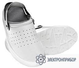 Антистатические туфли-сабо SABO