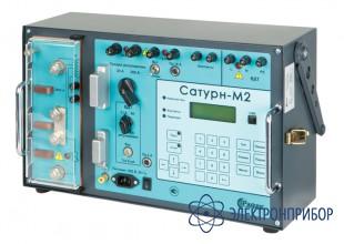 Устройство для проверки выключателей с номинальным током до 200 а САТУРН-М2