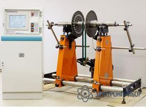 Универсальный балансировочный стенд зарезонансного типа (до 400 кг) СБУ-400