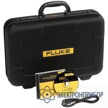 Комплект по flukeview + жёсткий футляр-кейс для переноски c290 Fluke SCC290