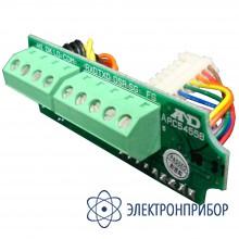 Интерфейс rs-232c + релейный выход компаратора SCE-03