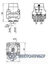Cтабилизатор давления газа СДГ-116А