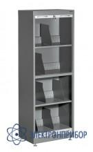 Шкаф  для документов с жалюзийными створками ШДЖ-1