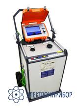 Передвижная установка для поиска повреждений силовых кабелей (напряжение до 32 кв, прожиг, ударные импульсы 1000/1750 дж) Surgeflex SFX 32-1750-P