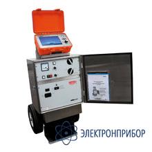 Передвижная установка для поиска повреждений силовых кабелей (импульсное напряжение до 15 кв, ударные импульсы 1150 дж) Surgeflex SFX 15/25