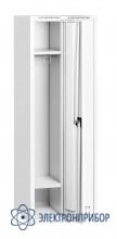 Шкаф для одежды двухсекционный, антистатическое исполнение ШО-3 ESD