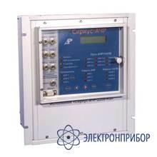 Микропроцессорное устройство автоматической частотной разгрузки Сириус-АЧР