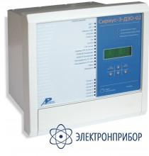 Устройство микропроцессорной защиты Сириус-3-ДЗО-02