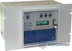 Микропроцессорное устройство защиты секционирующего пункта Сириус-СП