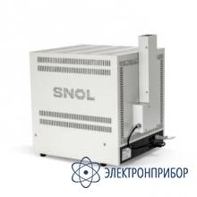 Для лабораторных электропечей snol Система вытяжки продуктов сгорания