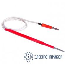 Потенциальный штыревой контакт (красный) СКБ023.22.00.000-01
