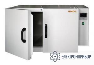 Электропечь SNOL 200/200 из нержавеющей стали c электронным терморегулятором