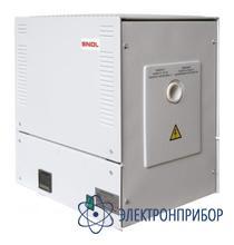 Электропечь SNOL 0,5/1250 с интерфейсным терморегулятором