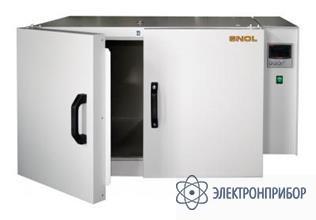 Электропечь SNOL 200/200 из нержавеющей стали с программируемым терморегулятором