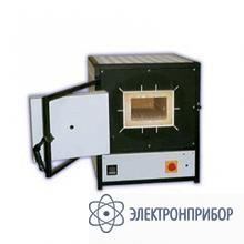 Электропечь SNOL 4/1200 с программируемым терморегулятором