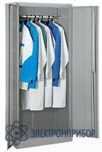 Шкаф для одежды, антистатическое исполнение ШО-2 ESD