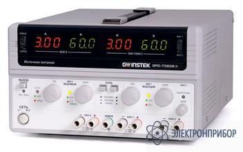 Импульсный многоканальный источник питания постоянного тока SPD-73606