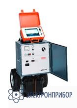 Система для поиска кабельных повреждений с батареей и встроенным инвертером, переносной вариант SPG 25-1150-P