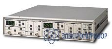 Фильтр нижних/верхних частот (полосовой) программируемый двухканальный SR650