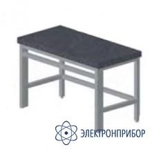 Стол лабораторный  для электропечи 900х600х900 керамика