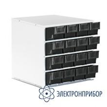 Модульная поворотная стойка для хранения компонентов антистатическое исполнение СП-01 ESD