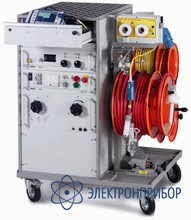 Компактная мобильная система для отыскания мест повреждений кабельных линий (32 кв) Syscompact 2000