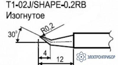 Паяльные сменные композитные головки для станции 941 T1-02J