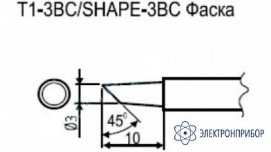 Паяльные сменные композитные головки для станции 941 T1-3BC
