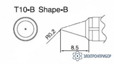 Паяльная сменная композитная головка для станций 938 T10-B