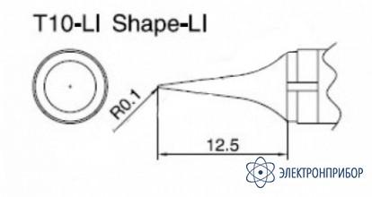 Паяльная сменная композитная головка для станций 938 T10-LI