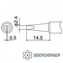 Паяльная сменная головка для паяльника hakko fx-8801esd T18-D24