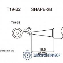Сменная головка для fx-601 T19-B2
